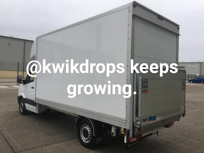 Image 14 - Another valuable addition to the Kwik Drops fleet!