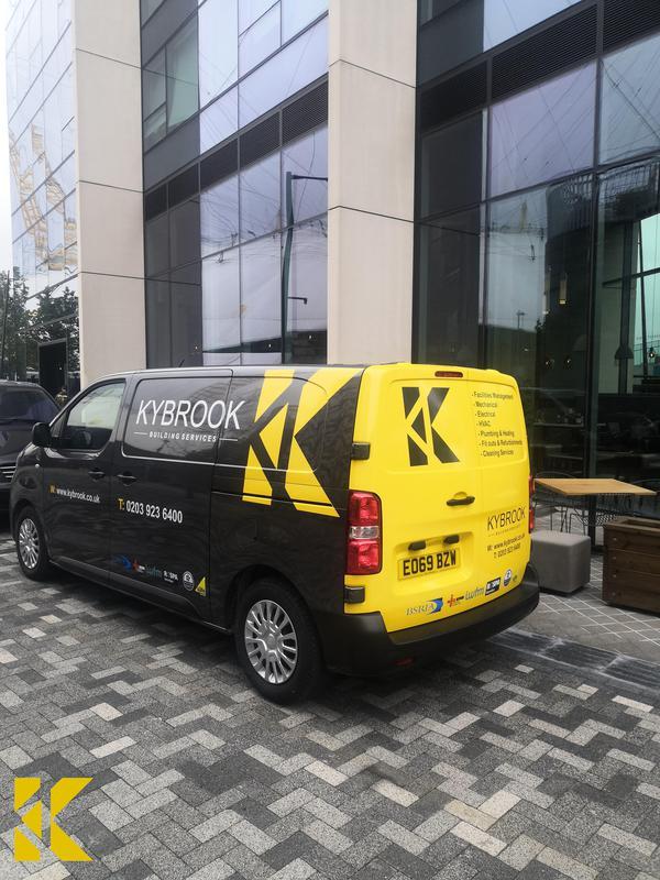 Image 7 - Kybrook Van