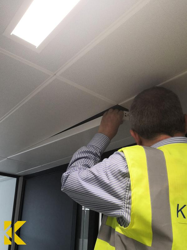 Image 9 - Air conditioning investigationcompleted by Kybrook's air conditioning specialists.