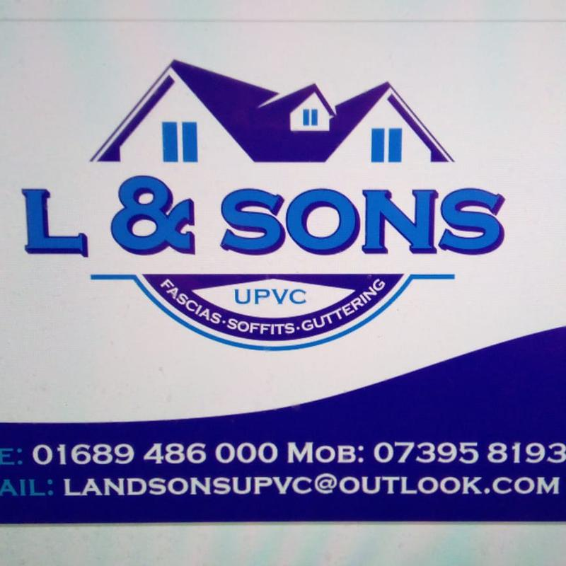 L and Sons UPVC logo