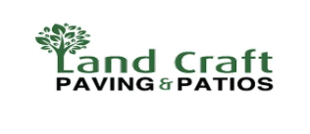 Land Craft Paving & Patios logo