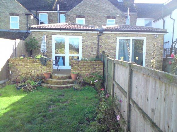 Image 5 - 2 single storey extensions Ashford