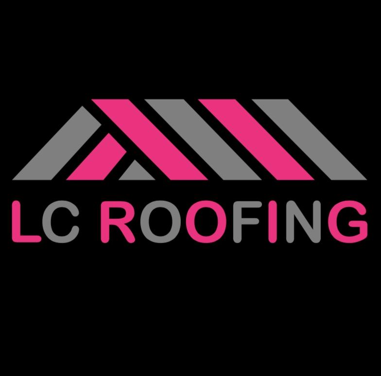 LC Roofing logo
