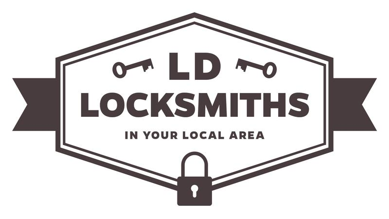 LD Locksmiths logo