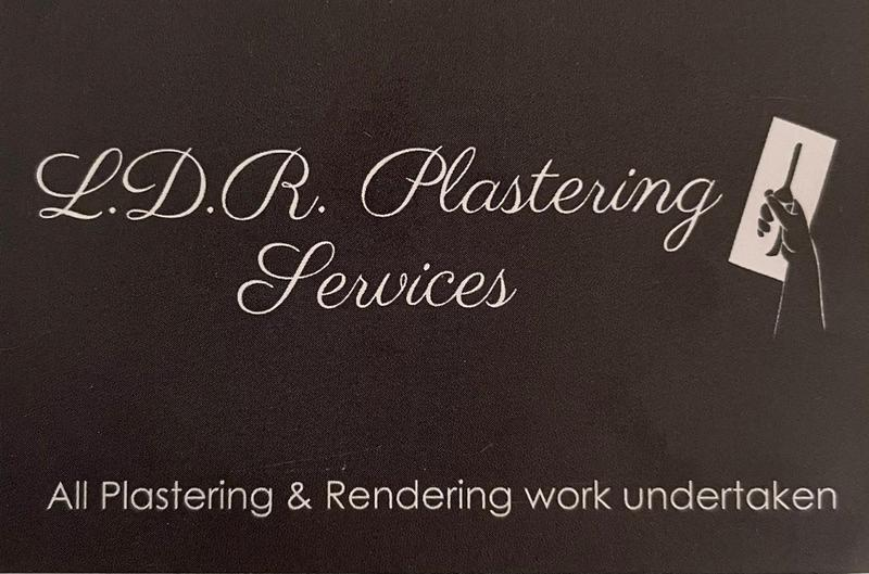 LDR Plastering Service logo