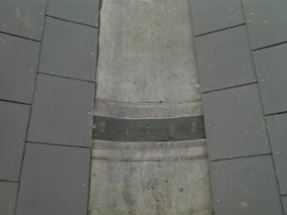 Image 5 - Lead welded expansion joint
