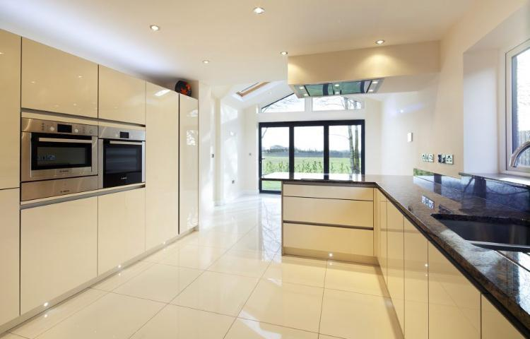 Image 6 - Kitchen rewire alderly edge and led downlights upgrade , stockport electrician .