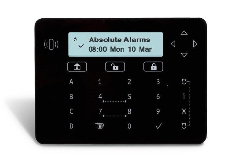 Image 4 - Black Elegant Keypad