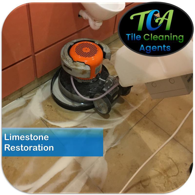 Image 6 - Limestone tile polishing