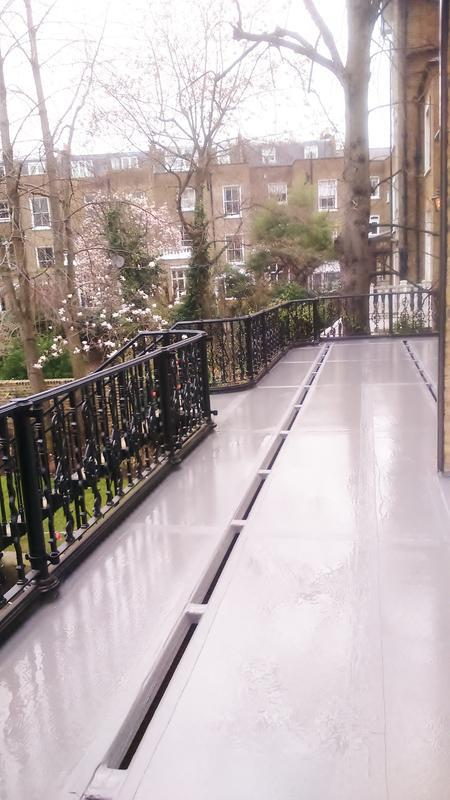 Image 22 - Balcony Liquid Waterproof System 25 Year Guarantee