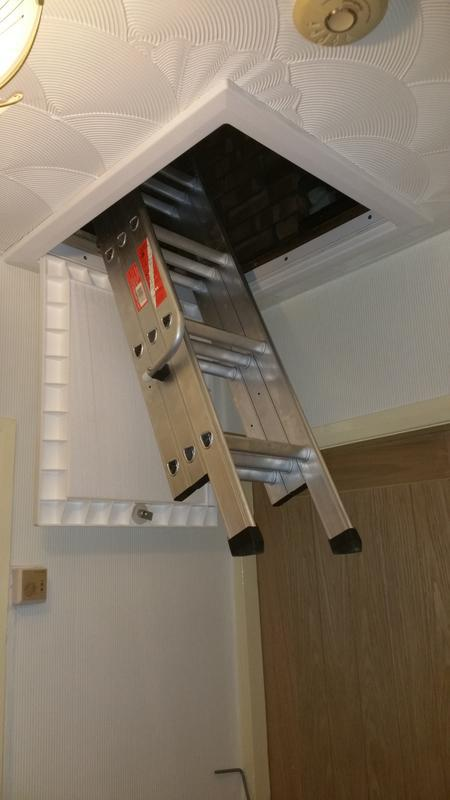 Image 79 - loft ladders