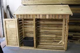 Image 5 - Custom Built Log store