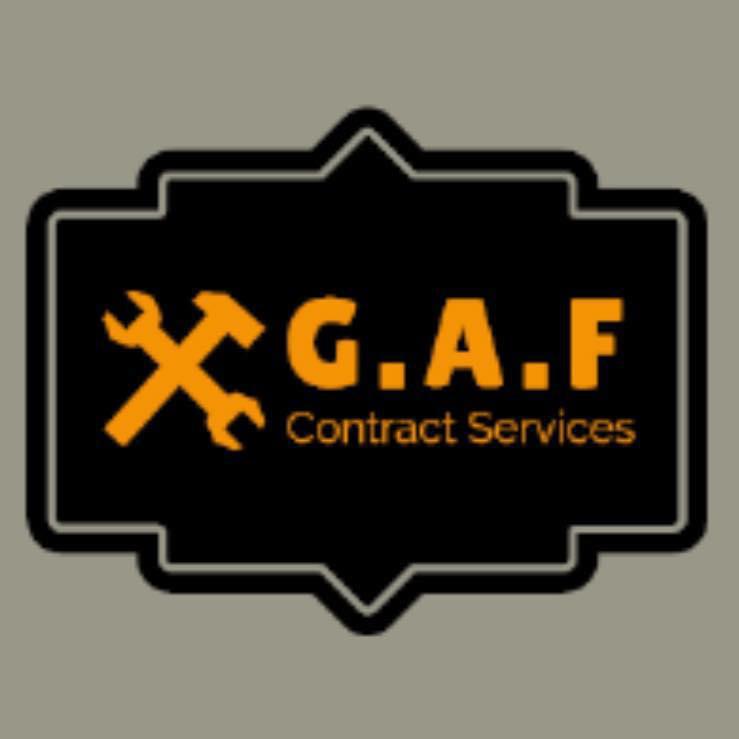 GAF Fencing & Landscaping logo