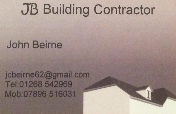 JB Building Contractor logo
