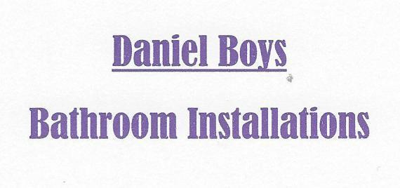 Daniel Boys Bathroom Installations logo