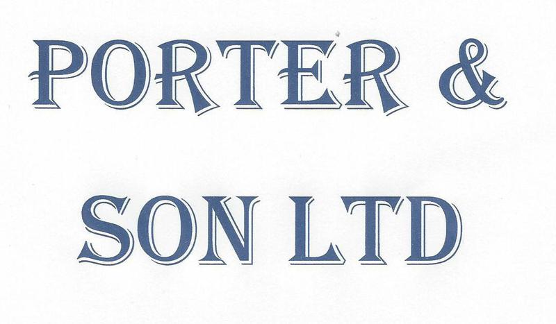 Porter & Son Ltd logo