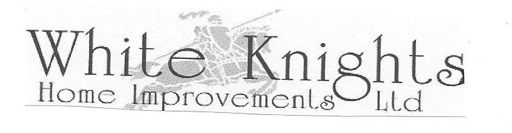 White Knights Home Improvements Ltd logo