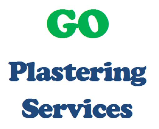 GO Plastering Services logo