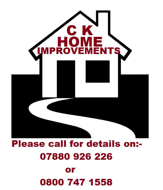 CK Home Improvements logo