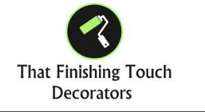 That Finishing Touch Plastering Ltd logo