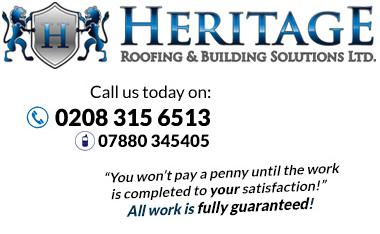 Heritage Roofing and Building Solutions Ltd logo