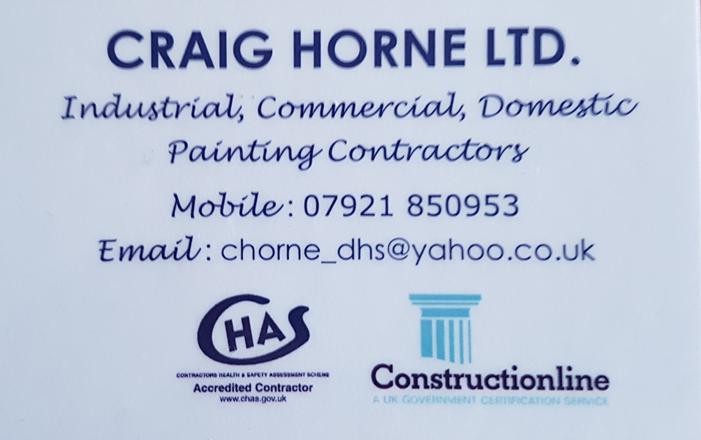 C Horne Ltd logo