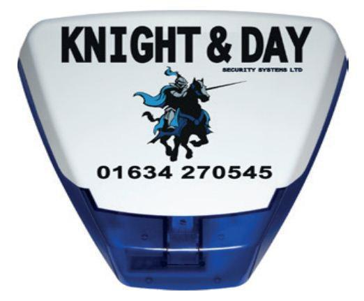 Knight and Day Security Systems Ltd logo