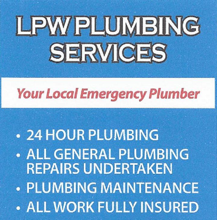 LPW Plumbing Services 24/hr logo