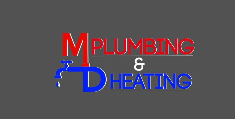 MD Plumbing & Heating logo