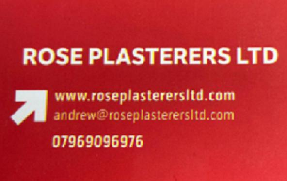 Rose Plasterers Ltd logo