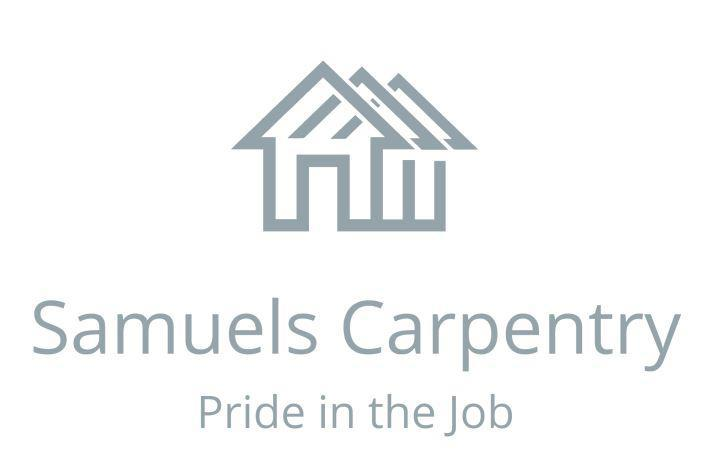Samuel's Carpentry logo