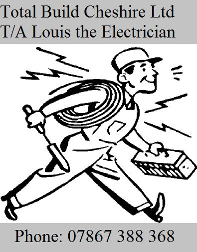 Premier Electrics NW LTD - T/A Louis the electrician logo