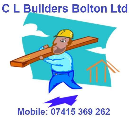CL Builders Bolton Ltd logo