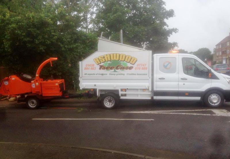 Ashwood Tree Care logo