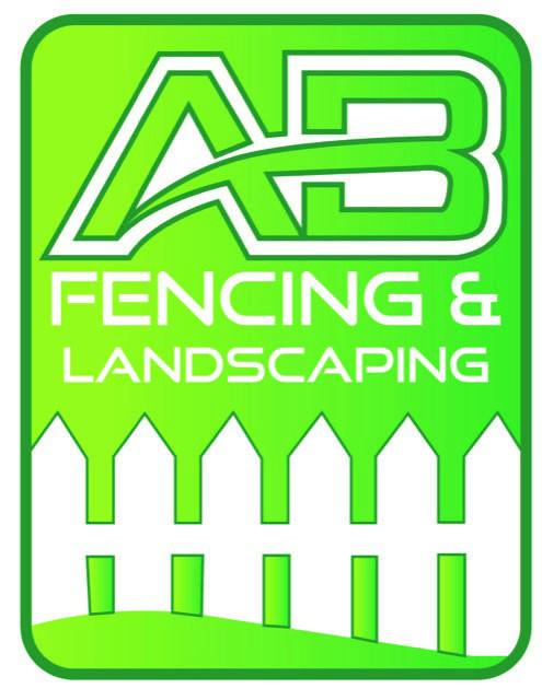 AB Fencing & Landscaping logo