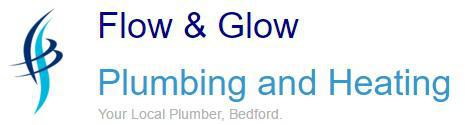 Flow and Glow Plumbing and Heating logo