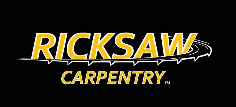 Ricksaw Carpentry logo