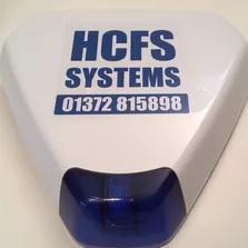 HCFS Systems logo