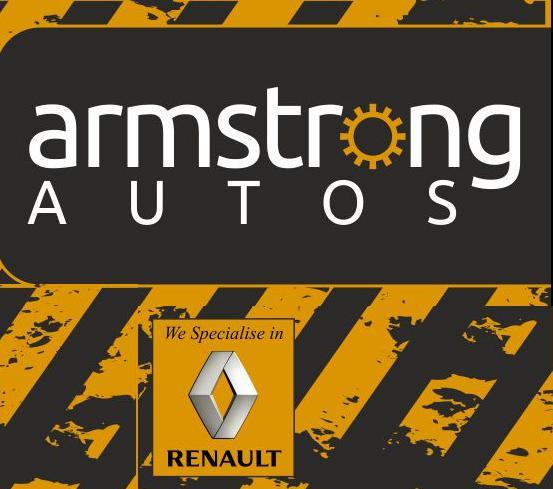 Armstrong Autos logo