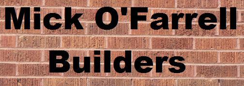 Mick O Farrell Builders logo