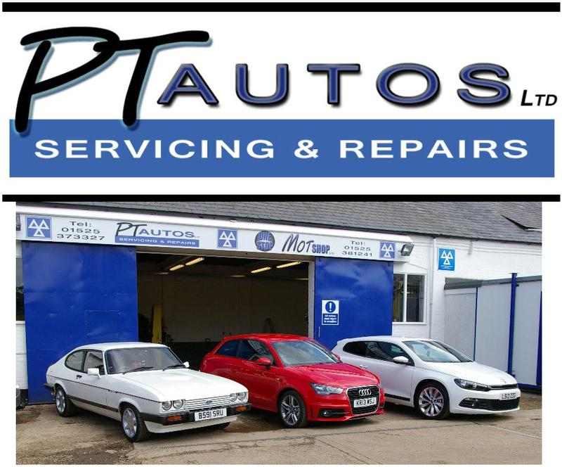 PT Auto's Ltd logo