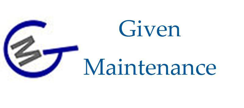 Given Maintenance logo
