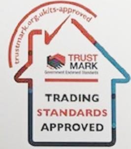 Trustmark - Tradings Standards Approved