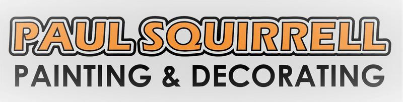 Paul Squirrell Painting & Decorating logo
