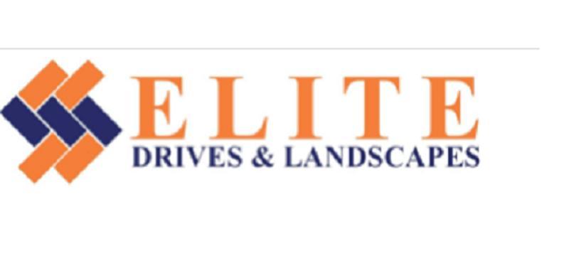 Elite Drives & Landscapes logo