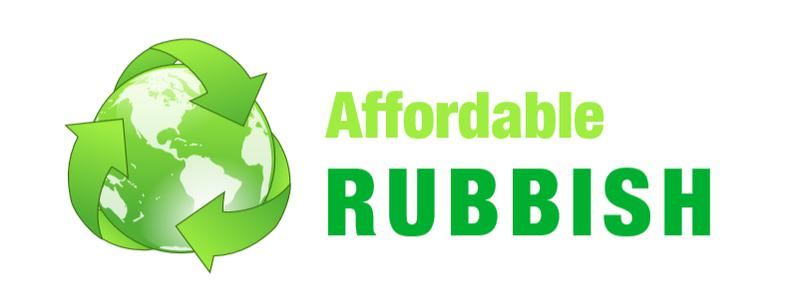 Affordable Rubbish logo
