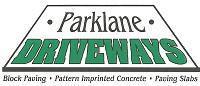 Parklane Driveways logo