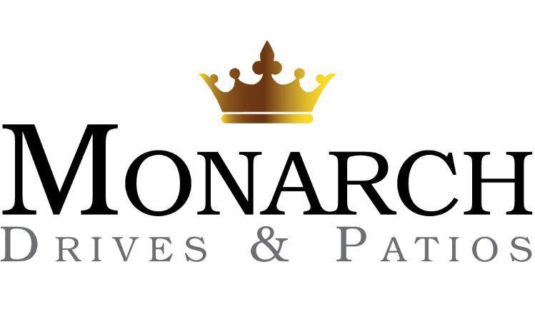 Monarch Drives & Patios logo