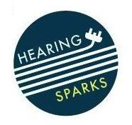 Hearing Sparks logo