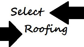 Select Roofing ltd logo